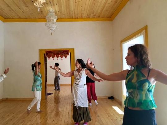Casa de las Artes Corinto -